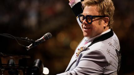 Concierto de Elton John en Barcelona (2 de octubre)