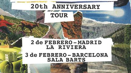 Concierto de Explosions in The Sky en Madrid