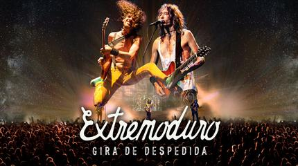 Extremoduro concert in Barcelona