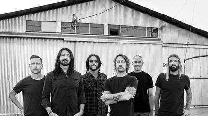 Foo Fighters concert à Madrid