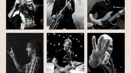 Concierto de Foo Fighters en Valencia
