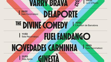 Fuel Fandango concert à Barcelone