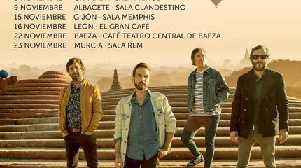 Concierto de Full en Albacete