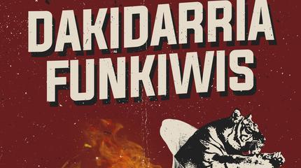Concierto de Funkiwis & Dakidarría en València