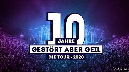 Concierto de Gestört aber GeiL en Hamburgo
