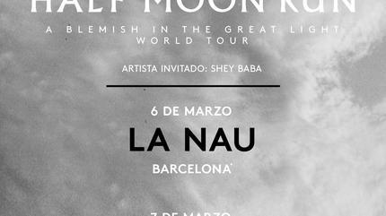 Half Moon Run concert in Madrid