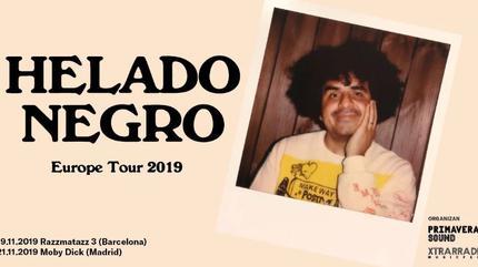 Concierto de Helado Negro en Barcelona