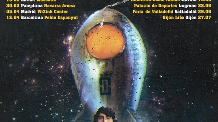 Concierto de Izal en Sevilla - Gira Autoterapia