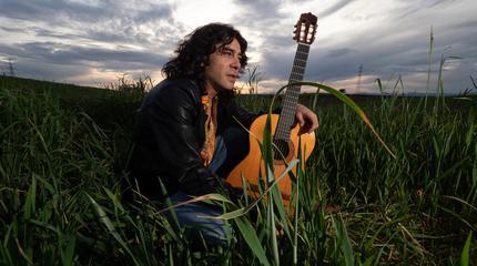 Concierto de Javi Cantero en Madrid