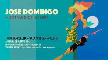 Concierto de JOSE DOMINGO en BARCELONA