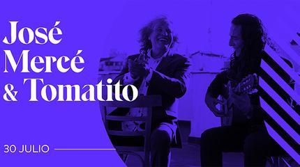 Concierto de José Mercé y Tomatito en Universal Music Festival 2019