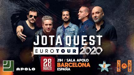 Concierto de JOTA QUEST en Barcelona