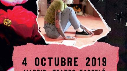 Concierto de Julia Michaels en Madrid