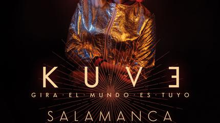 Concierto de Kuve en Salamanca