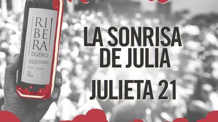 Concierto de La Sonrisa de Julia y Julieta 21 en Madrid