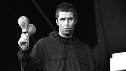 Concierto de Liam Gallagher en Knebworth Park
