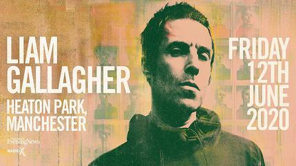 Concierto de Liam Gallagher en Manchester