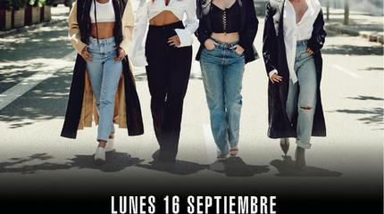 Little Mix concert in Madrid