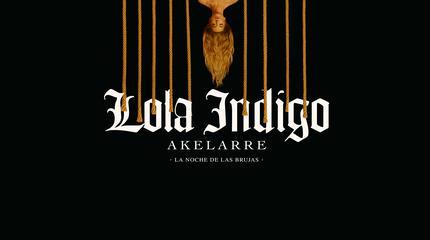 Lola Indigo concert in Madrid