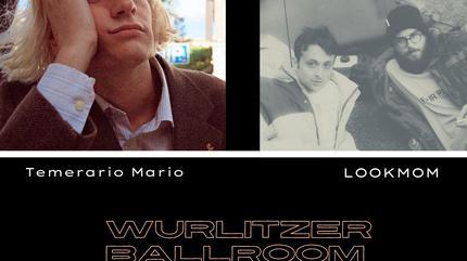 Concierto de Lookmom + Temerario Mario en Madrid