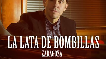 Concierto acústico de Luis Brea en Zaragoza