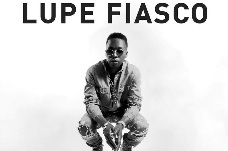 Lupe Fiasco concert in Cologne