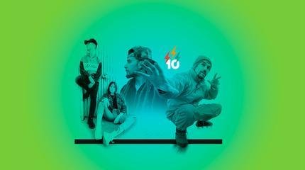 Macaco+ Iseo & Dodosound + Green Valley en Festival Cultura Inquieta, Getafe