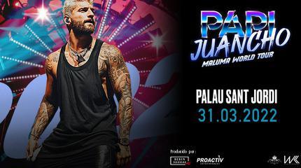 Maluma concert in Barcelona