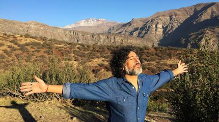 Concierto de Manuel García en Lima