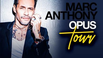 Concierto de Marc Anthony en Oviedo