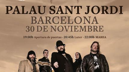 Concierto de Marea en Barcelona