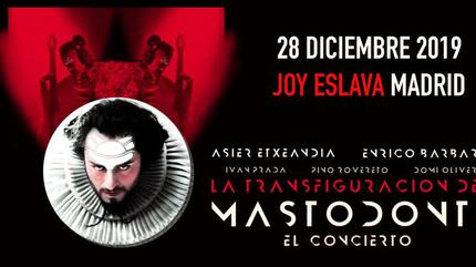 Mastodonte concert in Madrid