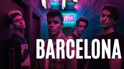 Concierto de MayBe en Barcelona