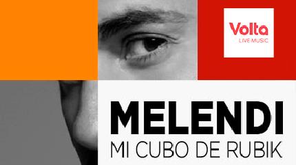 Concierto de Melendi en Bilbao