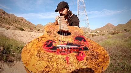 Concierto de Miguel Campello en Guitar BCN 2019