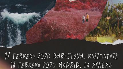 Konzert von Milky Chance in Barcelona