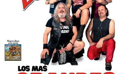 Concierto de Mojinos Escozíos en Madrid
