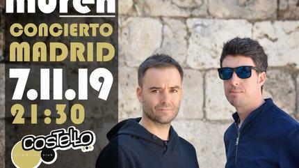MUREN concert in Madrid