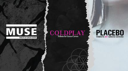 Concierto de Muse, Coldplay & Placebo by Green Covers en León