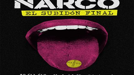 Concierto de Narco en Madrid