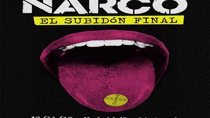 Narco concerto em Madrid