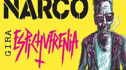 Concierto de Narco en Vitoria