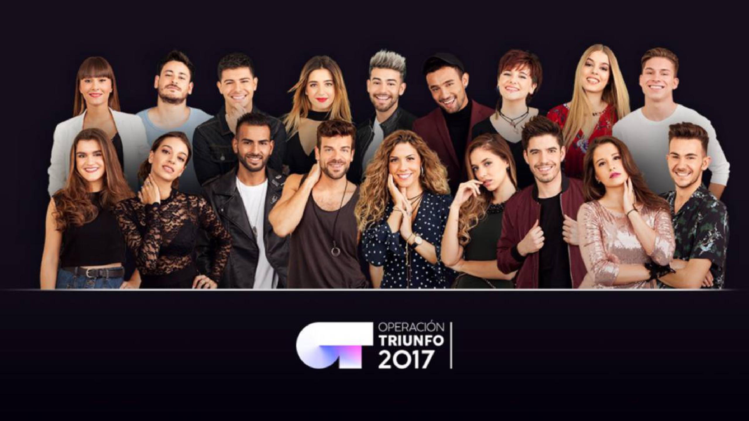 Entradas de concierto de operaci n triunfo 2017 en barcelona palau sant jordi s bado 03 marzo - Casas de musica en barcelona ...