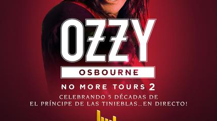 Ozzy Osbourne + Judas Priest concert à Madrid
