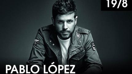 Concierto de Pablo López en Starlite Festival 2019 (Segunda fecha)