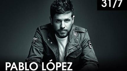 Concierto de Pablo López en Starlite Festival 2019