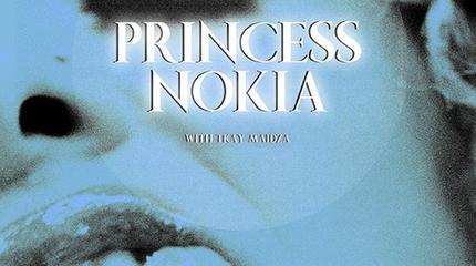 Concierto de Princess Nokia en Madrid