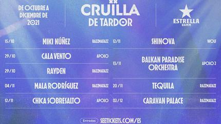 Concierto de Rayden en Barcelona | Cruïlla de Tardor