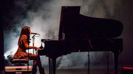 Concierto de Rebeca Jiménez en Ávila