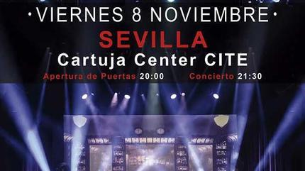 Concierto de Revolver en Sevilla